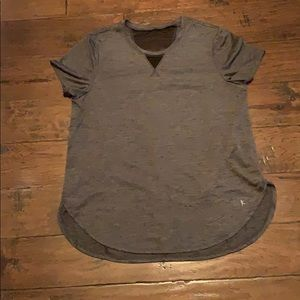 Tops - Grey work out shirt